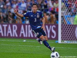 日本代表DF昌子源