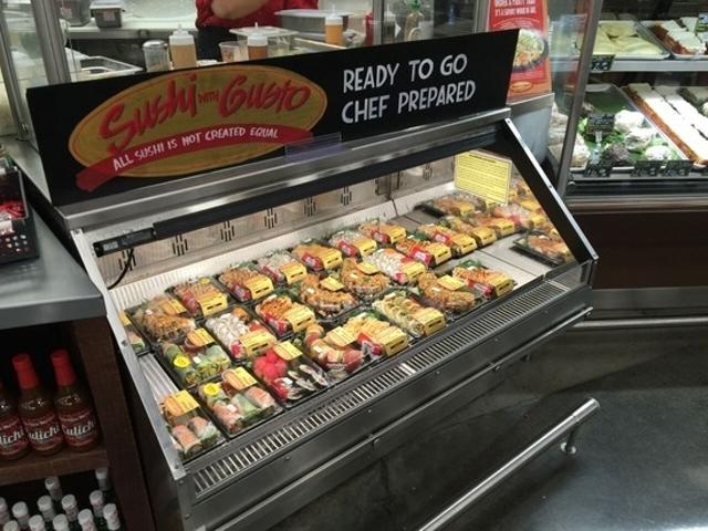 米スーパーで寿司の需要増加…国民食としての地位を盤石にしつつある? (2021年3月2日掲載) - ライブドアニ...