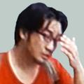 青葉真司容疑者(7月16日午後2時ごろ、京都府宇治市、住民提供)