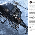 新作はシリーズ最大級のアクションも(画像は『Tom Cruise 2018年1月25日付Instagram「We've upped the ante for the sixth #MissionImpossible.」』のスクリーンショット)