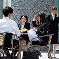 企業からの指示があいまいで学生が困惑 就活中のクールビズ