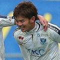 昨季は栃木で37試合に出場し5得点だった西谷和希(写真は栃木所属時のもの)。写真:山崎賢人(サッカーダイジェスト写真部)