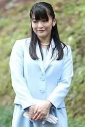 眞子さまの「発表」のタイミングに注目が集まる(昨年10月、茨城県常陸太田市=撮影/JMPA)