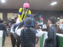 土曜東京2R新馬は武豊騎乗のエヴァジョーネがデビュー勝ち