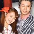 いしだ壱成と妻の飯村貴子(時事通信フォト)