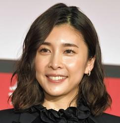 竹内結子さん(2019年1月撮影)