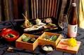 日本酒「久保田」の限定カクテルや飲み比べを楽しめる秋イベント、原宿「ビアテラス 神楽」で