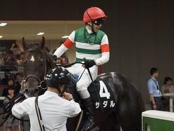 【プリンシパルS】大竹師「(ダービーは)馬の様子を見て考えます」ザダルが差し切る