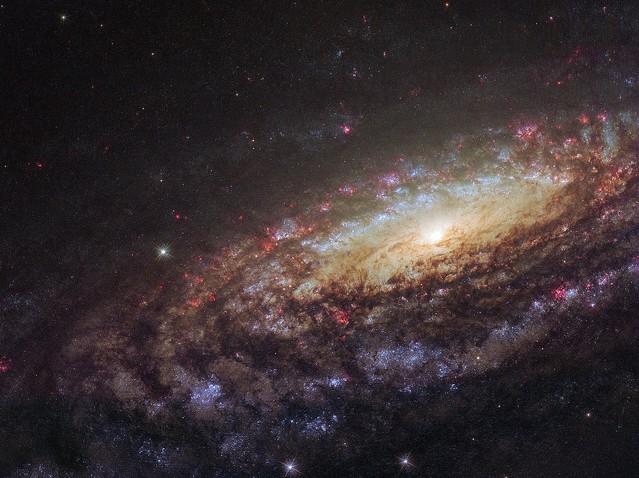 かつて天の川銀河の双子と呼ばれた渦巻銀河 - ライブドアニュース