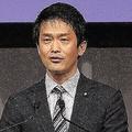 15日、立憲民主党結党大会に登壇した小川氏