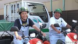 久しぶりのバイクを楽しむ澤