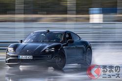 ポルシェの新型EV「タイカン」がギネス世界記録達成! その驚きの内容とは