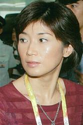 青山祐子アナ(2008年撮影)