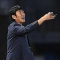 U-21日本代表を率いる森保監督【写真:Getty Images】