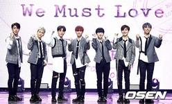 ONF、新アルバム「We Must Love」カムバックショーケースを開催…一段と成長した姿をアピール