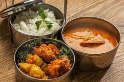 南インドは米と合わせる料理が主流!