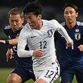 「彼のプレーは脅威になる」 韓国代表の元Jリーガー、4-1大勝の中で認めた日本人選手とは?
