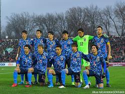 アジア最上位となった日本代表