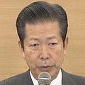 新型コロナを巡る経済対策 公明党の山口那津男氏は現金給付すべきとの見解