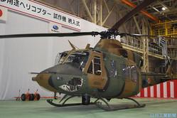 陸上自衛隊新多用途ヘリコプター試作機