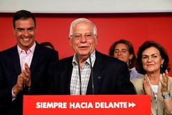 スペイン与党、欧州議会選に勝利 統一地方選は主要都市で敗れる