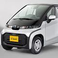 トヨタは昨年12月に超小型EV「シーポッド」を法人ユーザーや自治体などを対象に販売を開始した。一般向けは来年だ
