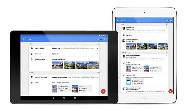 Googleのメールアプリ「Inbox」は4月2日提供終了。一部機能はGmailに移植済み