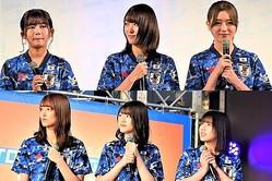 欅坂46と日向坂46が日本代表新ユニ姿で登場 メンバーが気になっている選手とは?