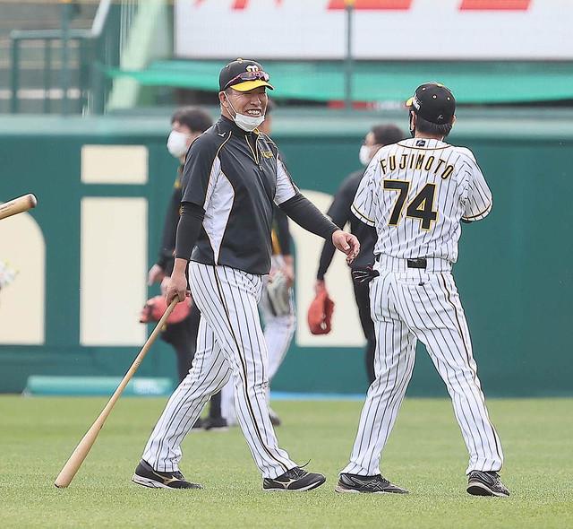 【阪神】井上一樹新ヘッド、G倒へ「緊張感」作り出す「お利口さんばかりで野球はやれない」