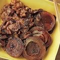 大ぶり玉ねぎで食べごたえ満点!「カラメルステーキ」