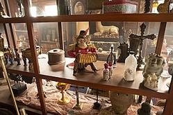 死霊博物館の呪われた品々