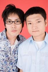 ザブングル(左から)加藤歩、松尾陽介