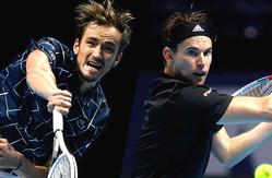 メドベージェフ、ティームとの決勝は「テニス界にとって素晴らしいこと」。共に最終戦初Vをかける