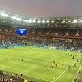 3日、新浪体育の微博アカウントは、サッカー・ワールドカップロシア大会決勝トーナメント1回戦でベルギーに惜敗した日本のサポーターたちが、試合後に涙を流しながらごみを拾ったと伝えた。