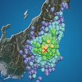 埼玉県・茨城県・栃木県で震度4の地震、津波の心配はなし