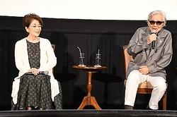 『男はつらいよ』さくら役の倍賞千恵子、山田洋次監督