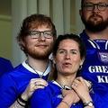 あのエド・シーランが!愛するサッカークラブの胸スポンサーになる
