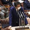 政府が配布したマスクを着用しない麻生太郎氏 質問に「まだ届いていない」