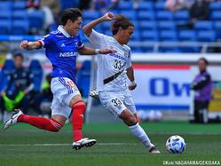 ガンバ大阪が昨季王者の横浜F・マリノスを2-1で下した