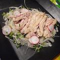 簡単!レンジで蒸し鶏shidukuさん