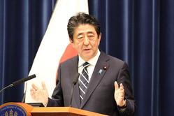 安倍晋三首相は韓国への「ホワイト国」指定を「特例」だと強調している(2019年6月撮影)