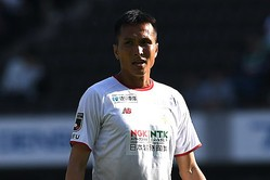 元日本代表・前田遼一が岐阜と契約更新! 昨季は34試合で5ゴール
