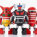 「TENGA」とマジンガーZなどのコラボフィギュア 2020年2月に発売へ