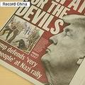 トランプ大統領の言動が衆院選の結果を左右する可能性があると米メディアが伝えている。写真はトランプ米大統領に関する報道。