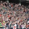 多くのファンに愛され、ラグビーW杯日本大会は大盛り上がりを見せた【写真:荒川祐史】