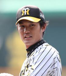 阪神の藤浪晋太郎投手