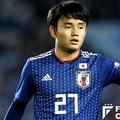 【ハーフタイム速報】日本代表、強豪チ...