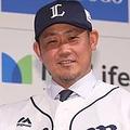 古巣・西武に復帰した松坂大輔【写真:小倉元司】