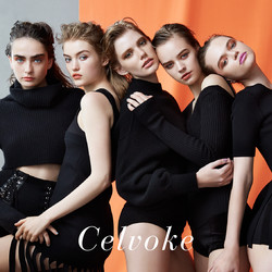 Celvokeが2017 A/W Makeup Collection