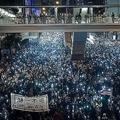 「日本の報道が最も中国寄り」香港デモ抗議者の間で話題に